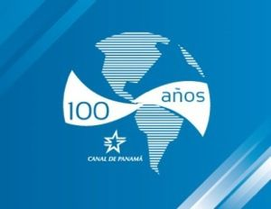 New logo to commemorate the 100 years of Panama Canal - Gogetit Panama
